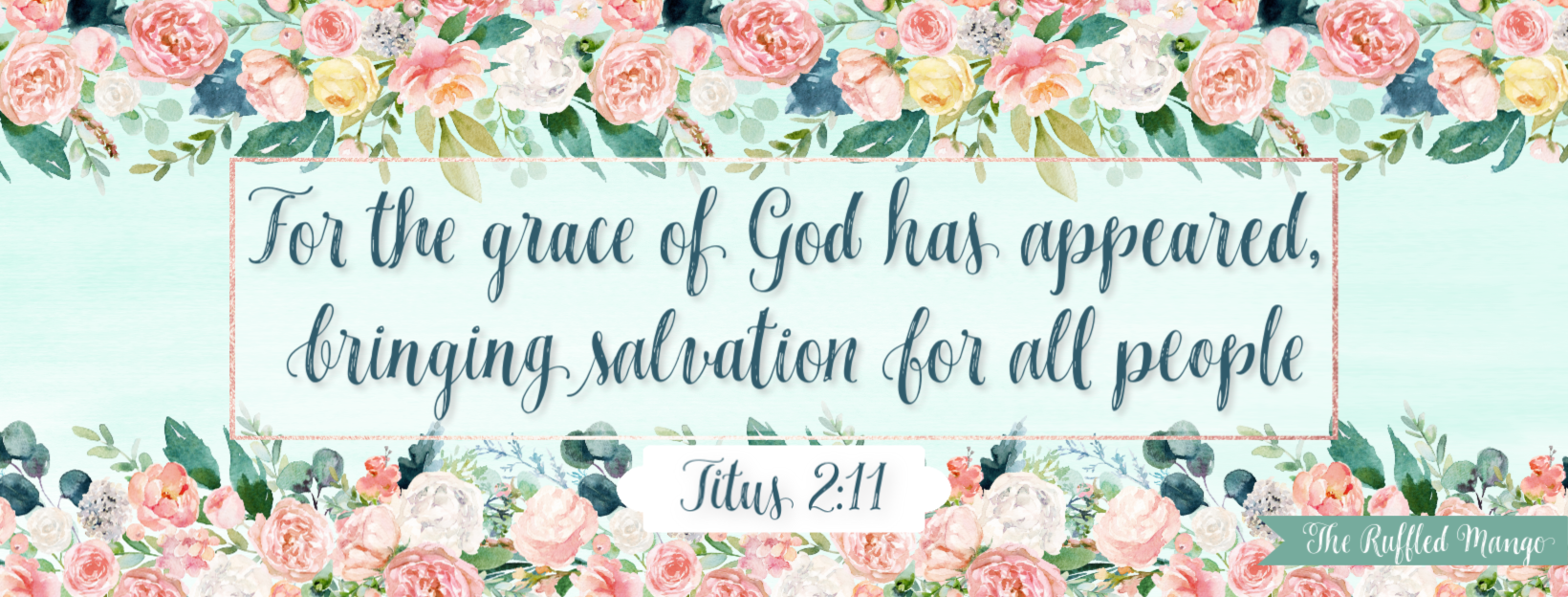 Amazing Grace Free Phone Wallpaper And Facebook Page Header The Ruffled Mango